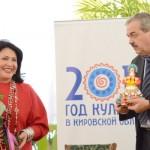 В Кировской области состоялся грандиозный фестиваль-марафон «Песни России»