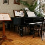 В Тихвине отметили 170-летие со дня рождения Николая Андреевича Римского-Корсакова