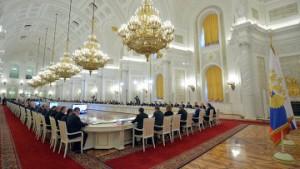Путин подвел итоги Года культуры
